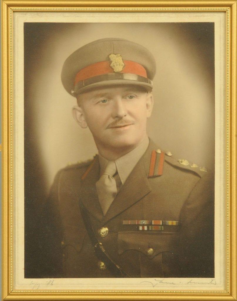 Colonel Steer-Webster