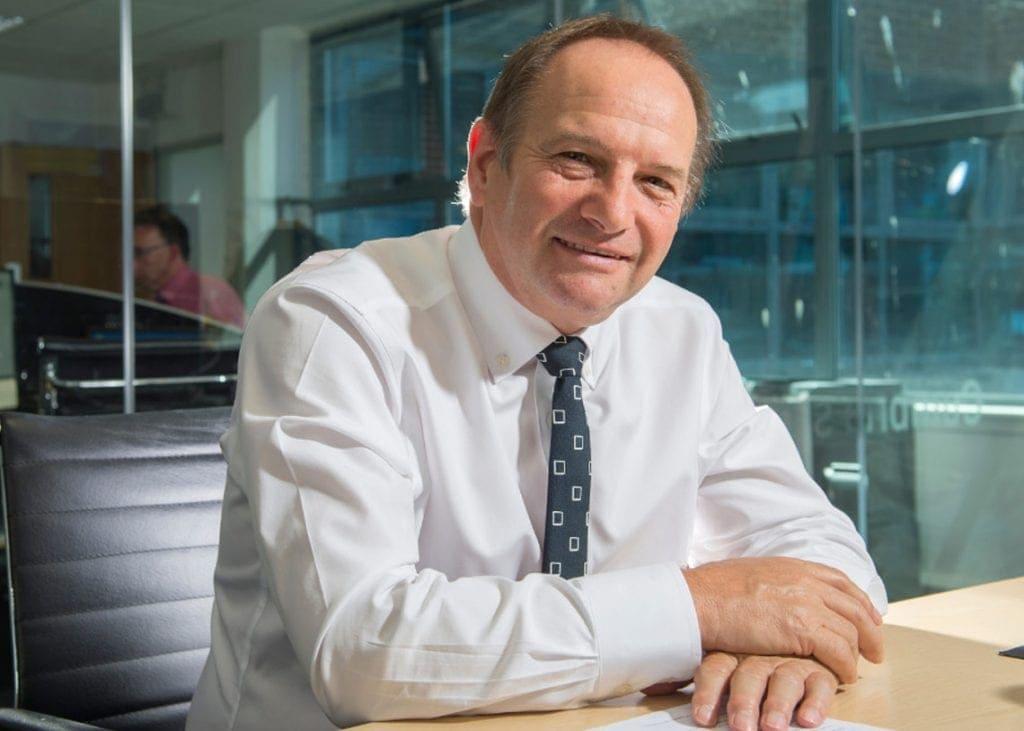 Cumbria Chamber of Commerce chief executive, Rob Johnston