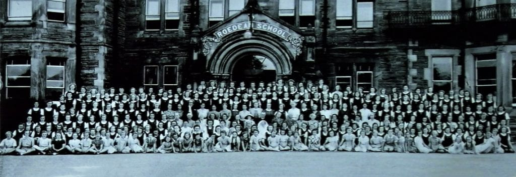 Roedean School was based at the Keswick Hotel during WW2