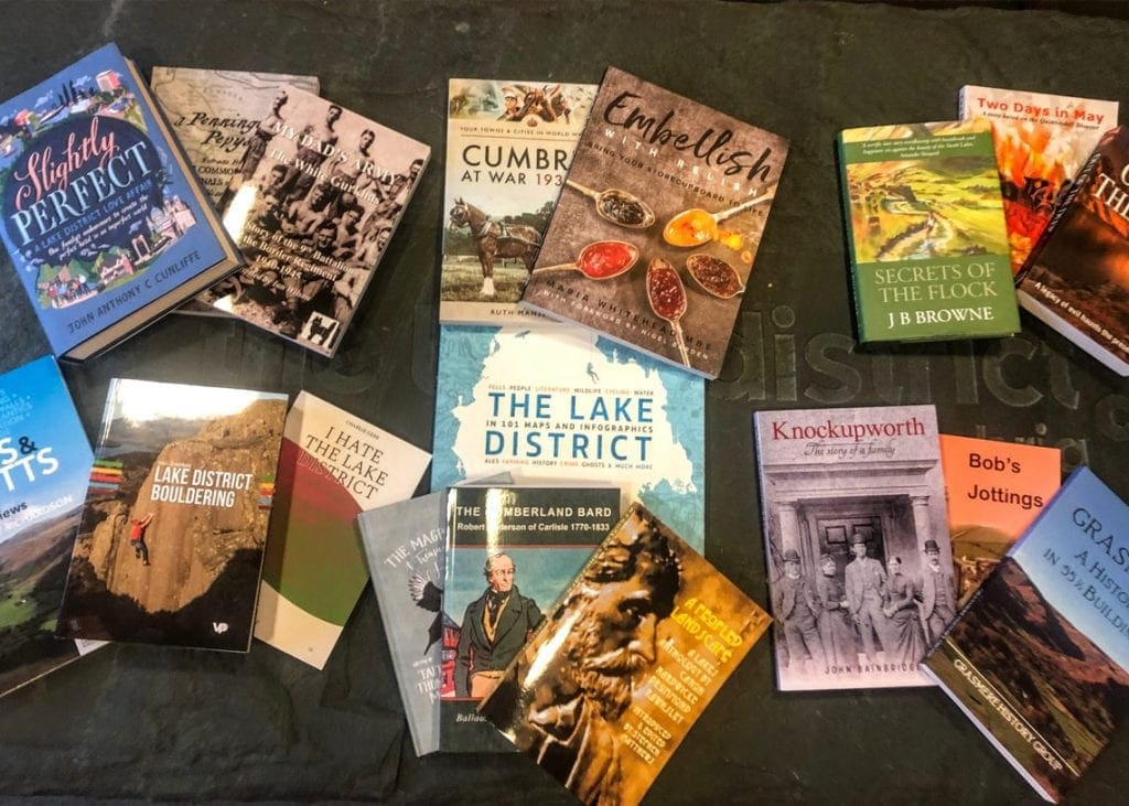 The Lakeland Book of the Year Shortlist 2020